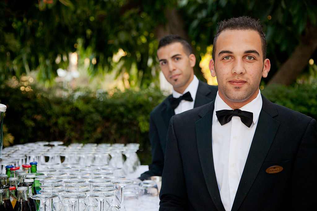 King_David_Hotel_Waiters
